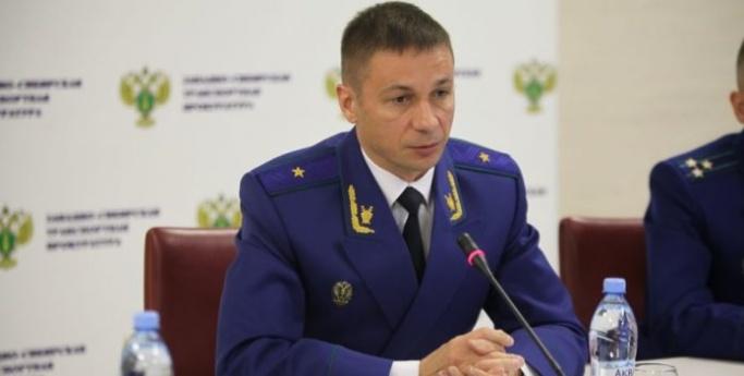 В Волгоградской области готовятся встречать нового прокурора