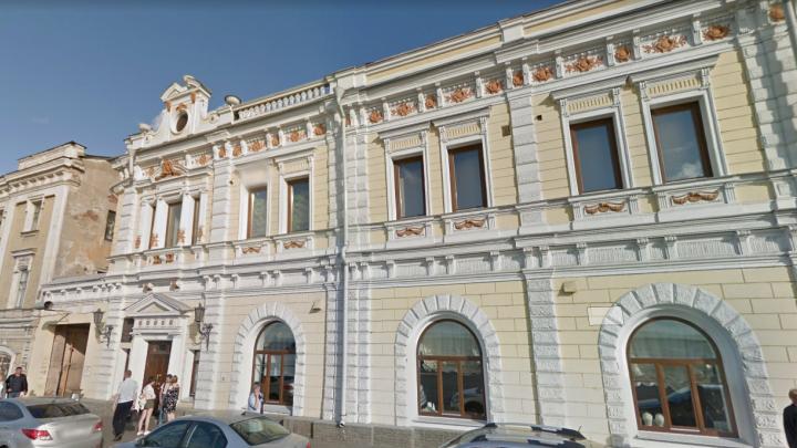 Дом купца Бугрова в Нижнем Новгороде отреставрируют за 29 млн рублей