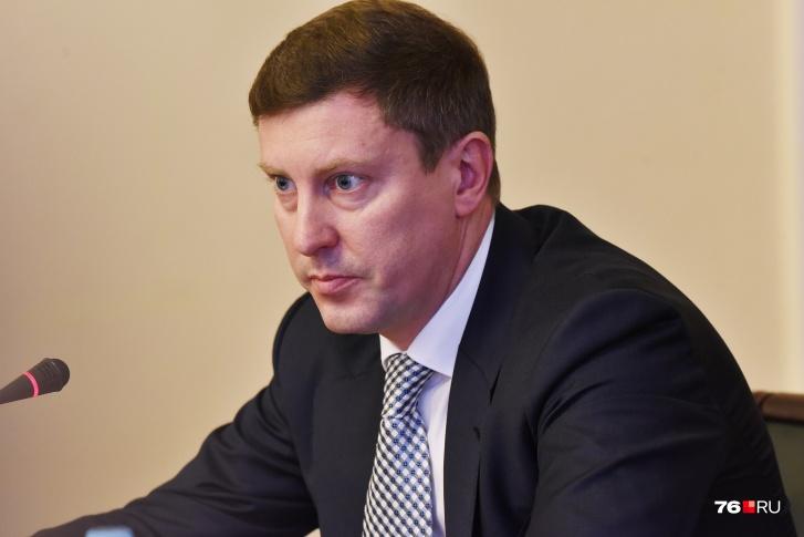 Дмитрий Степаненко не стал комментировать скандал