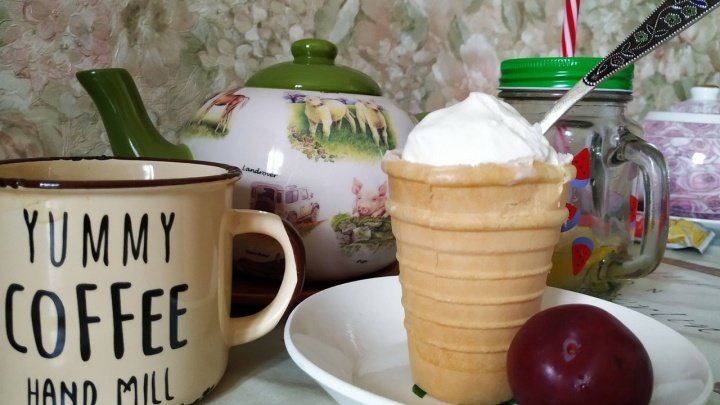 Пожилой курганец украл 80 порций мороженого