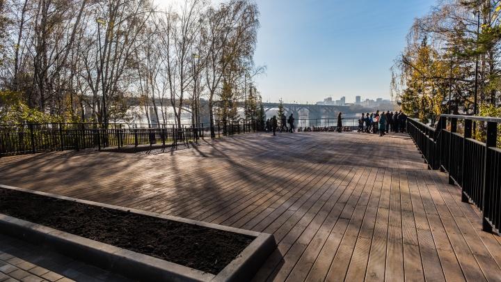 Мэр Новосибирска признался, что его друзья тоже гуляют по набережной — и он этим недоволен