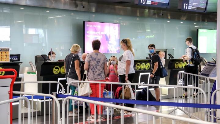 Нижегородцев начали штрафовать за отсутствие теста на коронавирус после поездок
