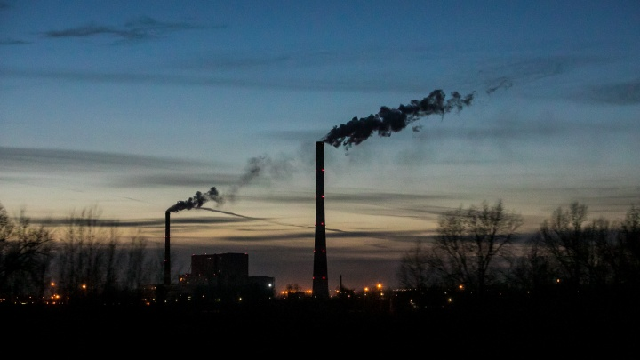 Воздух Красноярского края оказался самым грязным в России