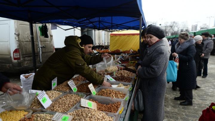 Вице-мэр пообещал Екатеринбургу ярмарки как в Москве. Но не сказал, когда это случится