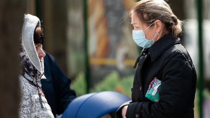 Коронавирус нашли еще у 72 человек в Ростовской области