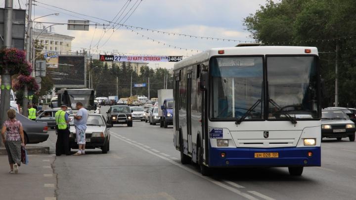В Уфе отменят популярный автобусный маршрут