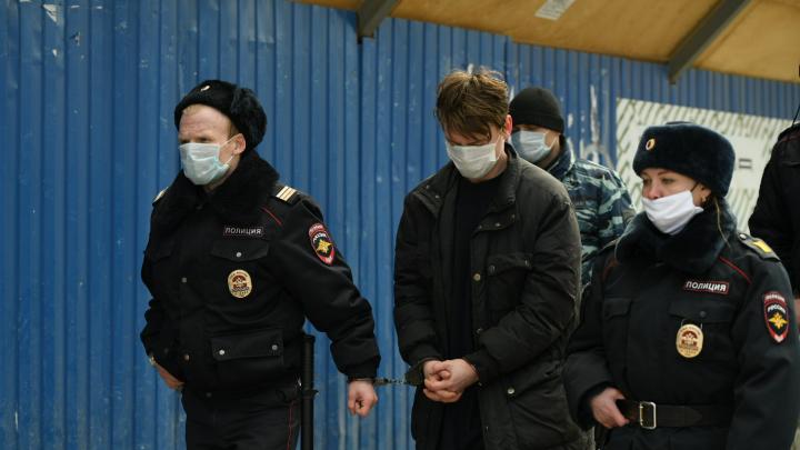 Суд отказался отпускать из СИЗО поджигателя дома на Омской, из-за которого погибли восемь человек