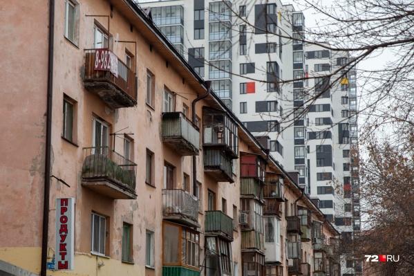 Стремительно растут цены на квартиры в новостройках. Вторичка, впрочем, тоже дорожает, хотя и не так сильно