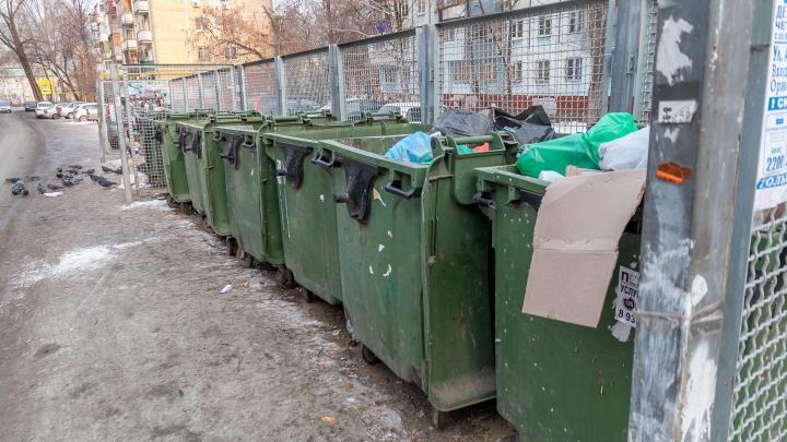 Самарский депутат предложил отменить расчет платежей за вывоз мусора по площади жилья
