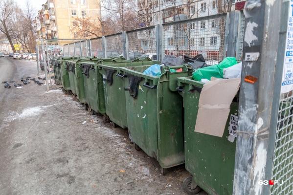 Сейчас вывоз одного кубометра отходовстоит598 рублей 16 копеек