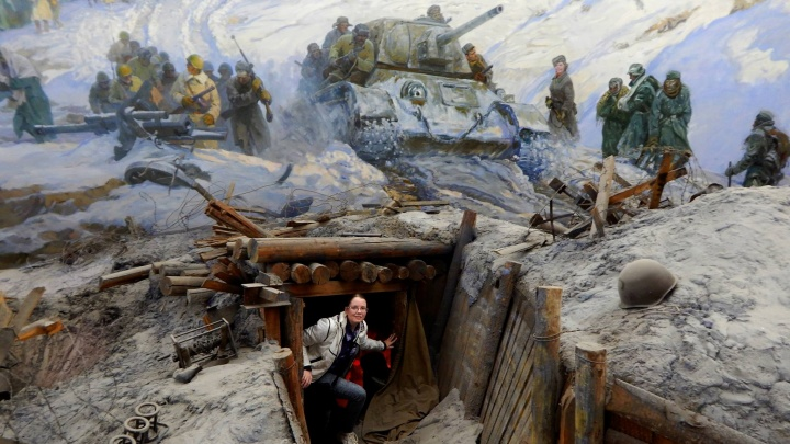 «Сорвалась со скалы»: в Волгограде погибла известный краевед