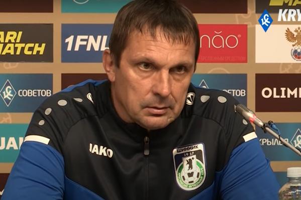 Вместо покинувшего свой пост Александра Побегалова будет Алексей Казалов