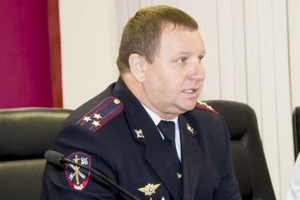 Владимир Завражный является полковником полиции