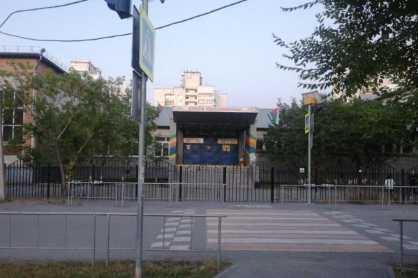 Голосование проходилов школе № 63 в Восточном микрорайоне