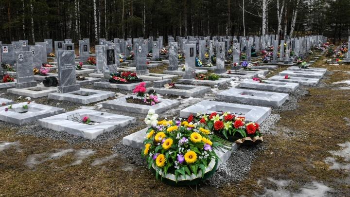 В ноябре от коронавируса умерли 1364 уральца. Это в два раза больше, чем в октябре