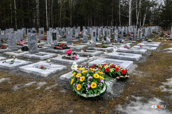 Смертность в Свердловской области выросла больше чем в полтора раза