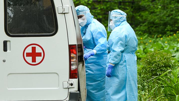 Еще семь человек скончались от коронавируса в Свердловской области