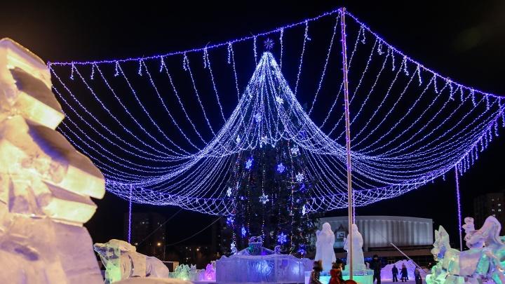 Власти Уфы сделали интерактивную карту новогодних мероприятий
