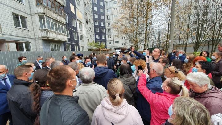 Стало известно, когда взорвавшийся дом на Батова в Ярославле признают аварийным