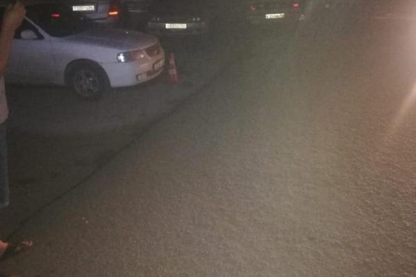 В ДТП пострадал 12-летний подросток