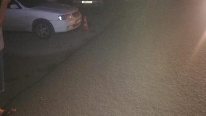 Водитель «ниссана» ночью сбил 12-летнего мальчика на велосипеде
