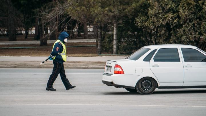 Первые штрафы нарушителям самоизоляции: хроника коронавируса в Омске