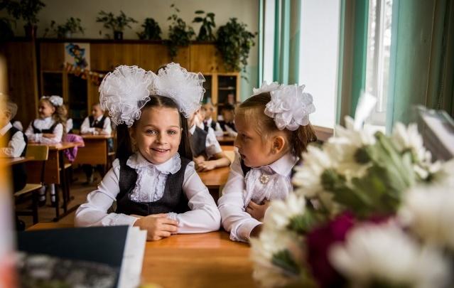 1 сентября НГС устроит онлайн-трансляцию с праздничных (и не очень) линеек. Покажите нам своих школьников!