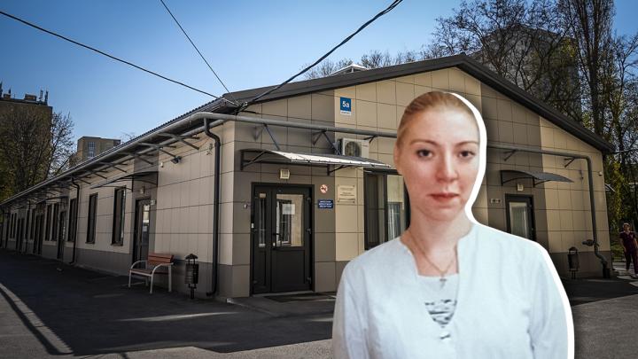 «Нельзя волноваться — пациенты запаникуют»: инфекционист ростовской ЦГБ — о работе в «грязной» зоне