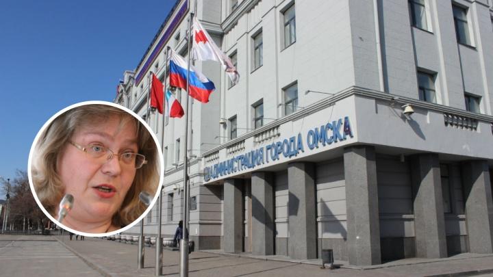 Уволилась директор департамента жилищной политики. Светлана Шенфельд проработала в мэрии 24 года