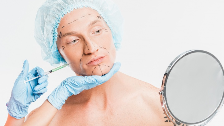 Самарский врач рассказал, какие пластические операции чаще всего делают мужчины