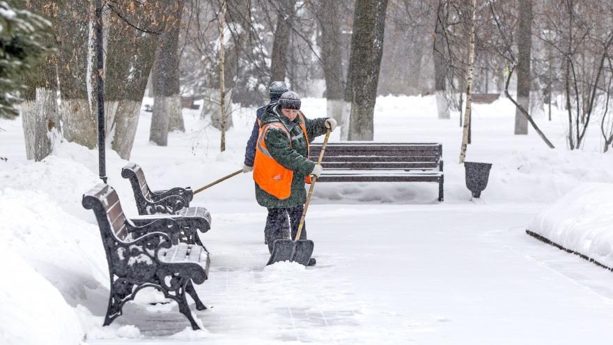 Ждем ледяных дождей: синоптики дали долгосрочный прогноз на зиму для Центральной России