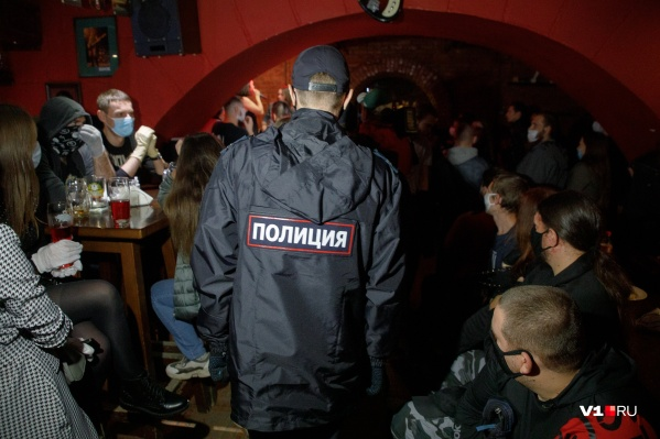 Концерт в баре 23 октября был сорван чиновниками, Роспотребнадзором и полицией