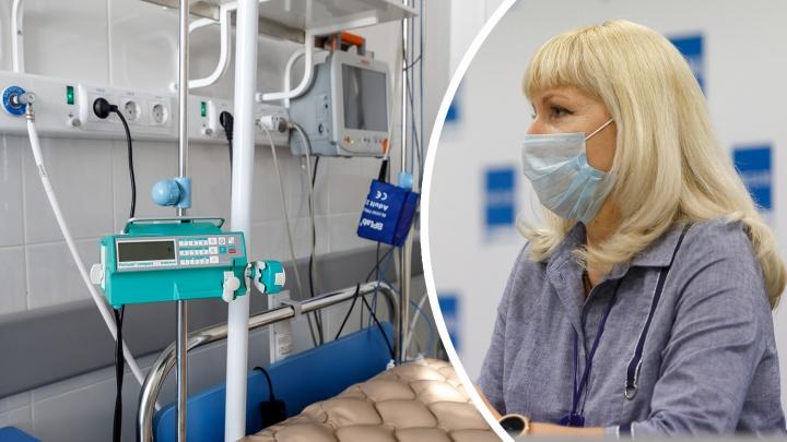 Всем подряд — не положено: в Волгограде врачи уточнили, кому полагается КТ при подозрении на COVID-19