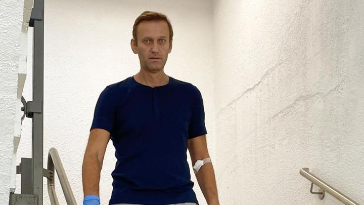 Алексей Навальный рассказал, как проходит его восстановление