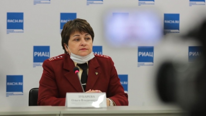 Ольга Зубарева: школьники Волгограда и области стали реже болеть коронавирусом (дистанта не будет)