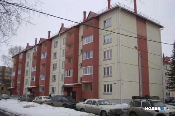 Застройщиком дома на Московке выступал Завод сборного железобетона № 6