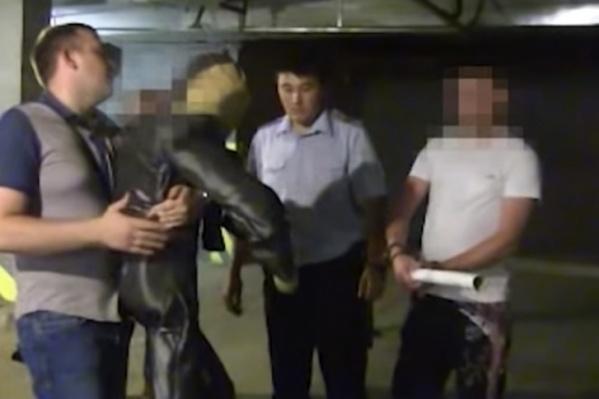 Предполагаемый убийца рассказывал, как нападал на топ-менеджера