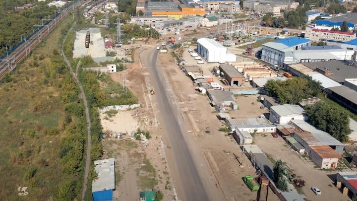 На Заводском шоссе откроют 3 полосы движения