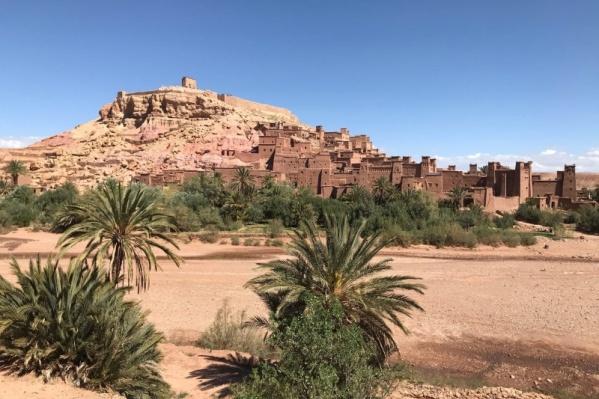 В Марокко сейчас в разгаре туристический сезон