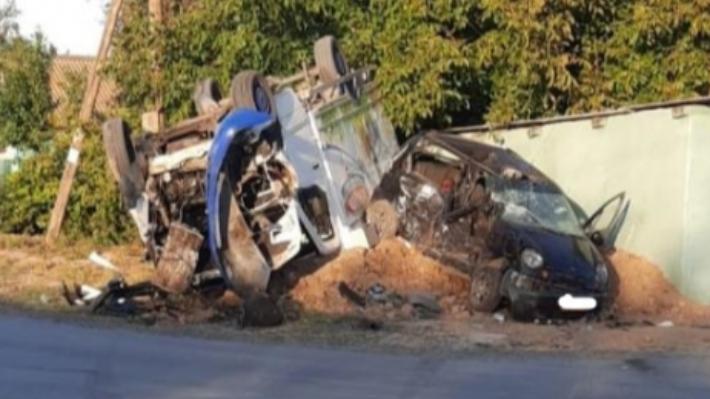 В Волгоградской области две жёстких аварии унесли жизни троих человек
