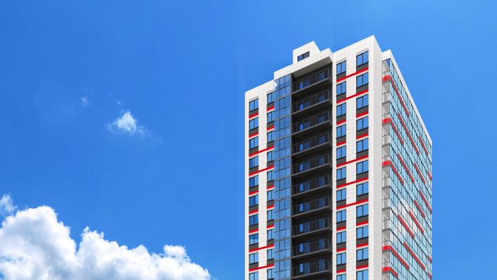 Комфортный дом с большими квартирами в одном из самых популярных спальных районов