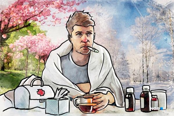 Некоторые новосибирцы утверждают, что уже дважды переболели коронавирусом. Может ли такое быть — мы задали такой вопрос врачам. И получили любопытные ответы