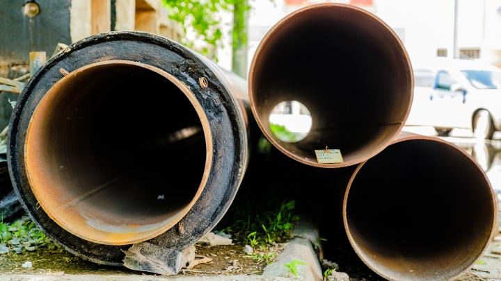 В Перми из-за опрессовки на этой неделе без воды останутся четыре сотни домов
