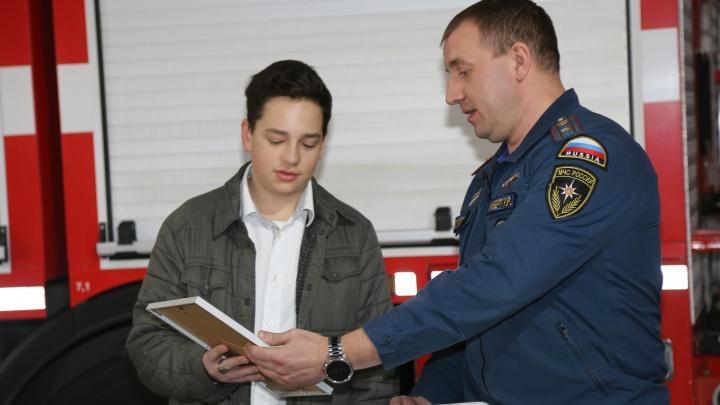 15-летний мальчик спас тонущего на водохранилище мужчину и сделал ему массаж сердца, как учили на ОБЖ