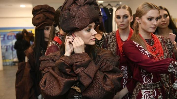 Несмотря на коронавирус, в Екатеринбурге пройдет Неделя моды. Она будет вдвое дольше, чем обычно