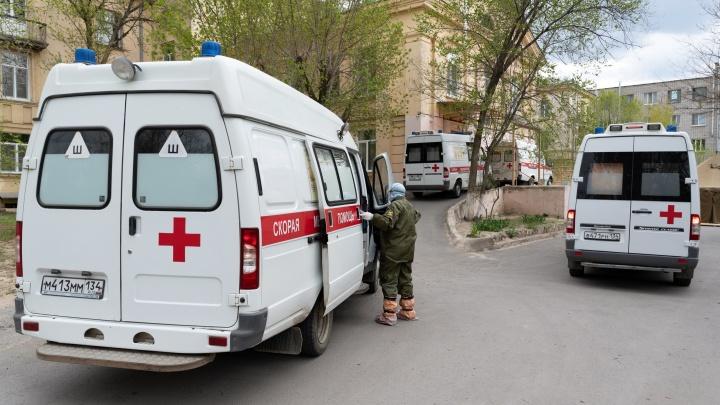 Волгоградская область в лидерах по смертности от коронавируса в ЮФО