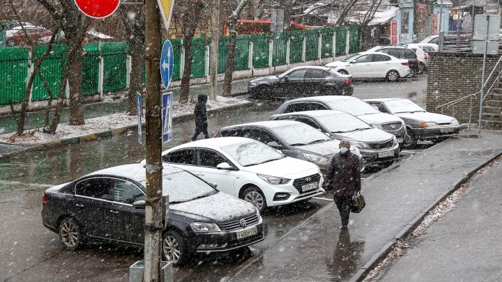 Прогноз погоды на выходные: в Нижнем Новгороде будет тепло, снежно и пасмурно