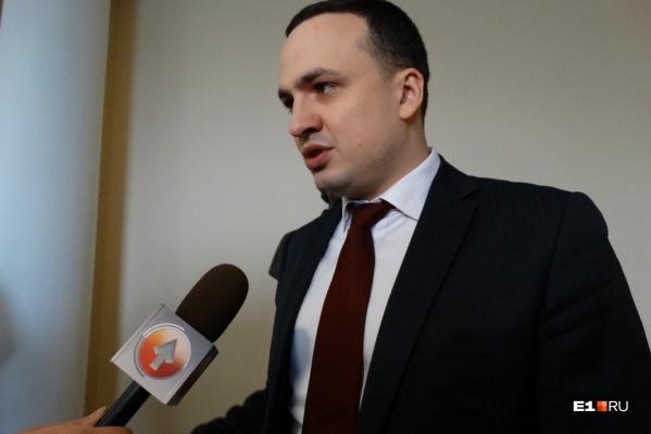Дмитрий Ионин проходит обследование в городской больнице № 24