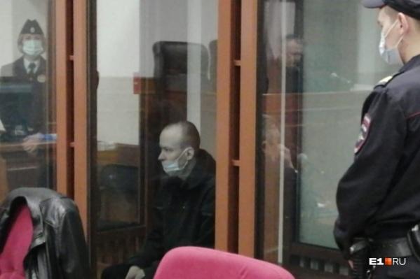 Первая экспертиза признала Александрова вменяемым