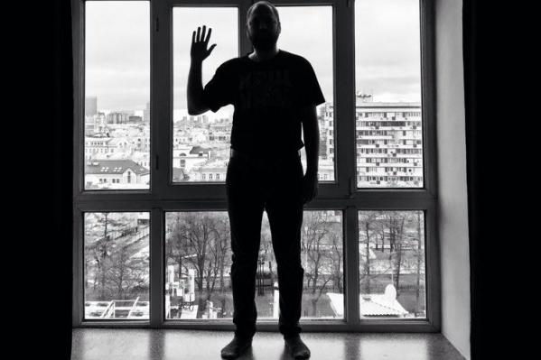 Антон Котовский переехал в Москву три года назад